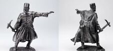 tin toy soldiers unpainted  54mm Albanian officer, XVIII century