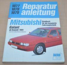 Mitsubishi Galant ab 1985 85 1,6 2,0 2,4 Liter Benziner Reparaturanleitung B1077