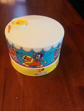 Vintage 1988 Disney Dreamtime Carousel - Projector and Music