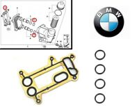 Genuine BMW Oil Filter Housing Element Seal Gasket E90 E60 E87 E83 N47