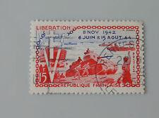 France 1954 983 YT 983 oblitéré