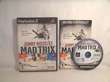 Jonny Moseley Mad Trix (Sony PlayStation 2, 2001)  complete