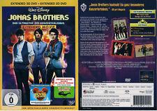 WALT Disney: Jonas Brothers --- l'arma finale 3d concerto esperienza --- Extended -