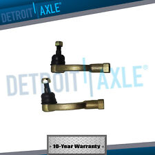 New 2pc Front Outer Tie Rod End Links for Subaru Impreza Legacy XT