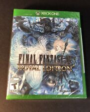 Final Fantasy Xv [ Royal Edition ] (Xbox One) New
