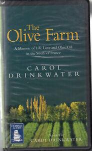 Carol Drinkwater Olive Farm 8 Cassette Audio Book Unabridged Memoir South France