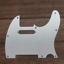 Silber Aluminium Metall Tele Gitarre Schlagbrett Kratzerplatte f¨¹r Tele Gitarre
