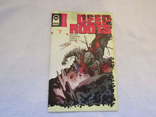 Deep Roots #1 Cover A Variant Signed - Vault New 2018