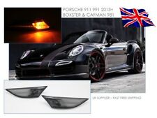 PORSCHE 911 991, BOXSTER, CAYMAN FROM 2013 SIDE INDICATORS LED - UK