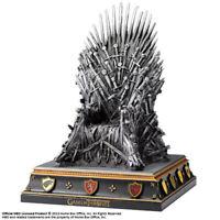 Offiziell Lizenzierte Game of Thrones Figur Eiserner Thron Iron Throne Replik