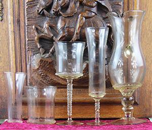 4005  Mittelalterliches Konvolut, Glas, Neu, Handarbeit, mundgeblasen