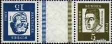 FRD (FR.Germany) KZ2 unmounted mint / never hinged 1963 Significant German