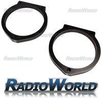 "Honda Accord / Insight 6.5"" MDF Door Speaker Adaptors / Rings / Spacers"