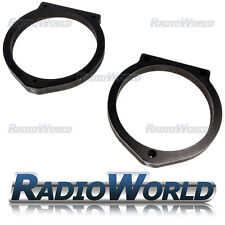 "Honda Civic FK / FN CR-V CR-Z 6.5"" MDF Door Speaker Adaptors / Rings / Spacers"