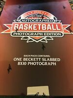 LEAF AUTOGRAPHED BASKETBALL 2019 - 20 PHOTO EDITION | RARE | 1 PACK PER ORDER