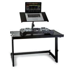2 ETAGEN DJ STAND PULT MIXER DECK CONTROLLER LAPTOP STÄNDER MOBILE DISCO