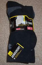 Polyester Patternless Socks for Men