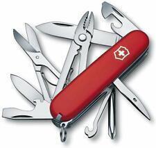 Victorinox Taschenmesser Deluxe Tinker (17 Funktionen, Phillips-Schraubendreher,