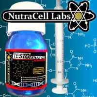 ANABOLIC TESTOSTERONE BOOSTER without STEROIDS Labs BUILD MUSCLE MASS $67