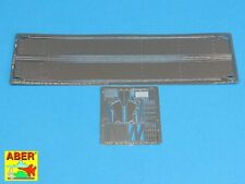 1/35 ABER 35256 FENDERS for  SOVIET SPG SU-152 (KV-14) - for  BRONCO kit