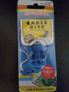 Lilo stitch Cable Clip Cord Charger Holder