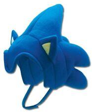 **Legit** Sonic The Hedgehog Authentic Sonic Game Cosplay Headwear Cap Hat #2380