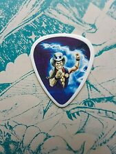 TED NUGENT 2008 Rolling Thunder Tour guitar pick