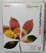Adobe Creative Suite Premium - Macintosh - Deutsch -Upgrade-Version - inkl. MwSt
