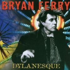 Bryan Ferry - Dylanesque Nuevo CD