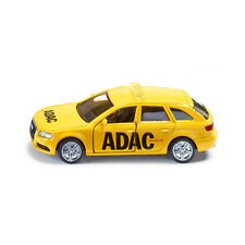 "Siku 1422 AUDI A4 Avant 3.0 TDI ""adac-pannenhilfe"" Amarillo (blister) ¡NUEVO! °"
