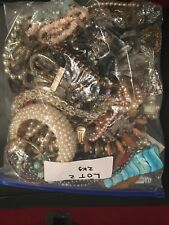 Vintage Costume Jewellery Lot  (lot2 2kg)