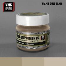 VMS SPOT-ON Pigment 45 ml SANDS LINE model weathering powder tanks and afv