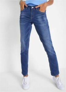 L2°5725 THERMO JEANS IN BLUE STONE GR. 42 NEU
