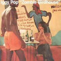 Iggy Pop - Zombie Birdhouse (NEW CD ALBUM) (Preorder Out 28th June)