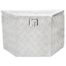 Aluminum Trailer Tongue Tool Box Heavy Duty Box Underbody Under bed Storage Box