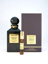 Tobacco Vanille - TOM FORD -  Eau de Parfum - 10ml - sample size - 100% GENUINE