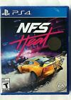 Need for Speed NFS Heat PS4 Brand New Factory Sealed Sony PlayStation 4 Racing