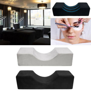 Professional Soft Eyelash Pillow Salon Grafted Lash Headrest Beauty Neck Support