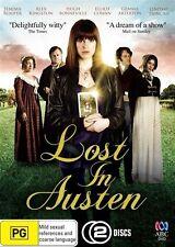Lost In Austen (DVD, 2009, 2-Disc Set)