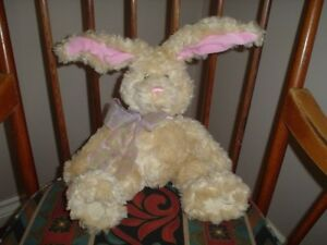 Gund Huckle Bunny 42641 Large 18 Inch Rabbit Plush 2002