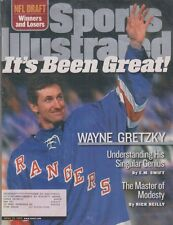 Sports Illustrated April 26, 1999 Wayne Gretzky VG-EX Condition