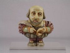 Harmony Kingdom Ball Pot Bellys Belly 'William Shakespeare' #Pbhsh New In Box