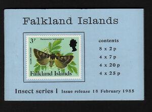 FALKLAND IS.1985 £2.24 COMPLETE BOOKLET SB6.