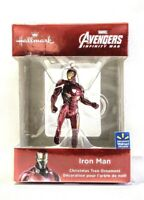 Hallmark Marvel Avengers IRON MAN, Tree Ornament 2018, New in box,  #2HCM4307