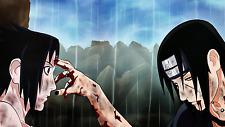 Poster 42x24 cm Naruto Shippuden Uchiha Sasuke Uchiha Itachi