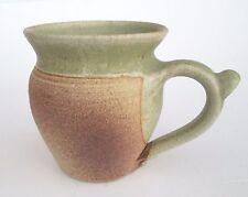 Stoneware Tall Tea Coffee Mug Rustic AG Handmade Steve Woodhead Ceramics
