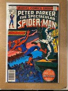 Spectacular Spider-man #10 Bronze Age Marvel! I combine Shipping!