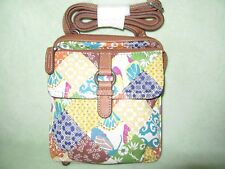 Fossil Crosstown Camera Soft Leather SM Cross/Shoulder Bag SO Nice NWT