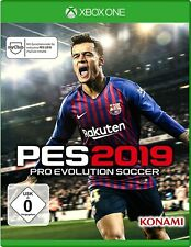 Xbox One Spiel PES 2019 Pro Evolution Soccer 19 Fußball NEUWARE