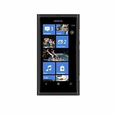 Nokia Lumia 800 16GB Smartphone Black Faulty Mobile (Power) For Spares & Repairs